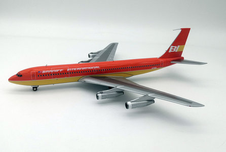 Braniff International Airways - Boeing 707-300 (Inflight200 1:200)