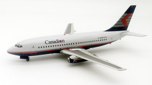 Canadian Airlines - Boeing 737-200 (Inflight200 1:200)