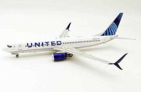 United Airlines - Boeing 737-824 (Inflight200 1:200)