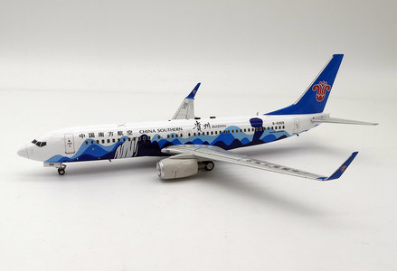 China Southern Airlines - Boeing 737-800 (Inflight200 1:200)