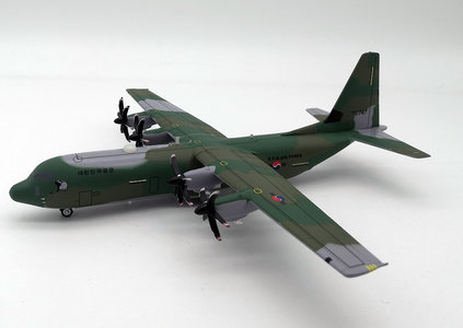 South Korean Air Force - Lockheed Martin C-130J-30 Hercules (L-382) (Inflight200 1:200)