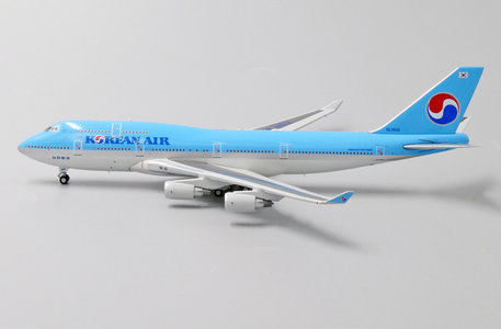 Korean Air - Boeing 747-400 (JC Wings 1:400)
