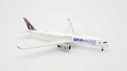 Qatar Airways - Airbus A350-900 (Herpa Wings 1:500)