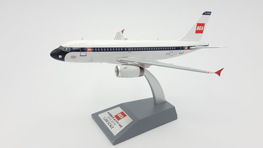 British Airways / BEA - Airbus A319 (Lupa 1:200)