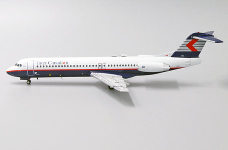 Inter Canadian - Fokker 100 (JC Wings 1:200)