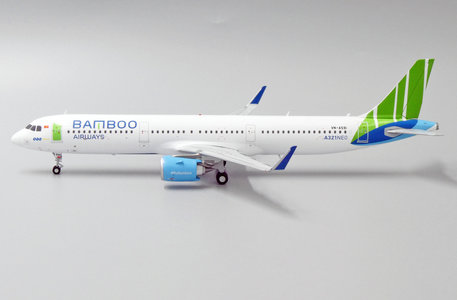 Bamboo Airways - Airbus A321neo (JC Wings 1:200)