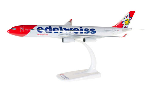Edelweiss Air - Airbus A340-300 (Herpa Snap-Fit 1:200)