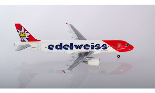 Edelweiss Air - Airbus A320 (Herpa Wings 1:200)