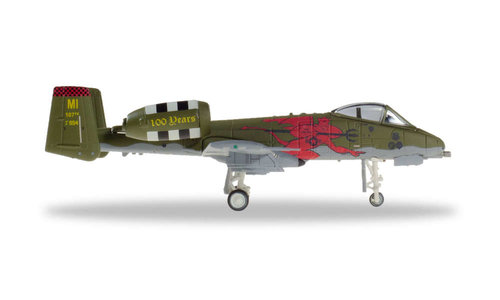 US Air Force - Fairchild A-10C Thunderbolt II (Herpa Wings 1:200)
