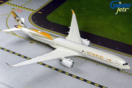 Etihad Airways - Airbus A350-1000 (GeminiJets 1:200)