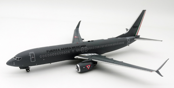 Mexico Air Force - Boeing 737-800 (Other (JFox) 1:200)