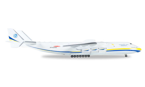 Antonov Airlines - Antonov AN-225 (Herpa Wings 1:400)