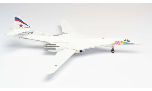 Russian Air Force - Tupolev TU-160 (Herpa Wings 1:200)