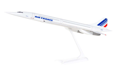 Air France - Concorde (Herpa Snap-Fit 1:250)