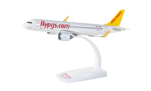Pegasus Airlines - Airbus A320neo (Herpa Snap-Fit 1:200)