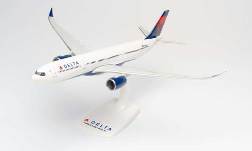 Delta Air Lines - Airbus A330-900neo (Herpa Snap-Fit 1:200)