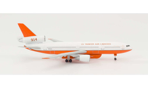 Tanker Air Carrier - McDonnell-Douglas DC-10-30 (Herpa Wings 1:500)