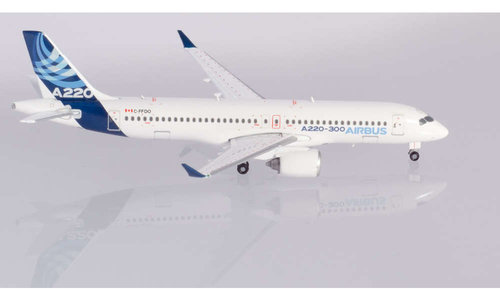 Airbus House Colours - Airbus A220-300 (Herpa Wings 1:400)