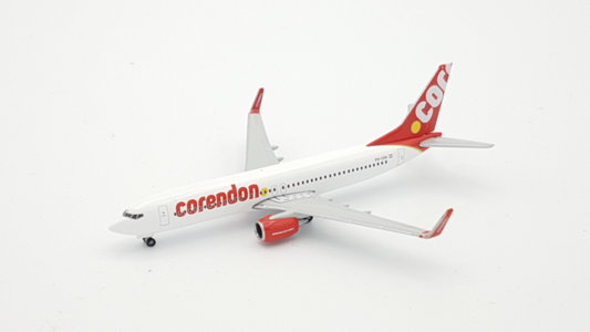 Corendon - Boeing 737-800 (Herpa Wings 1:500)