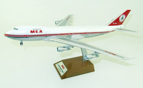 MEA - Middle East Airlines - Boeing 747-200 (Inflight200 1:200)