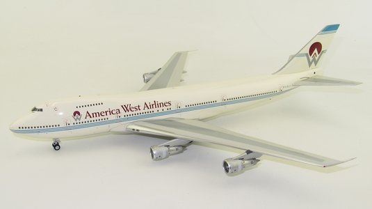 America West Airlines - Boeing 747-200 (Inflight200 1:200)