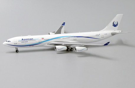 Iran Aseman Airlines - Airbus A340-300 (JC Wings 1:400)