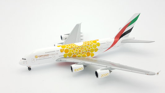 Emirates - Airbus A380  (Herpa Wings 1:500)