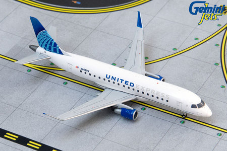United Express - Embraer 175 (GeminiJets 1:400)