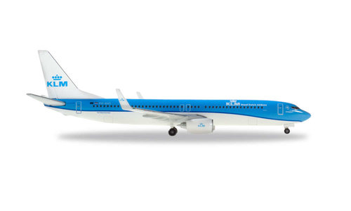 KLM - Boeing 737-900 (Herpa Wings 1:500)