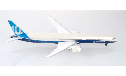 Boeing fleet - Boeing 787-10 (Herpa Wings 1:200)