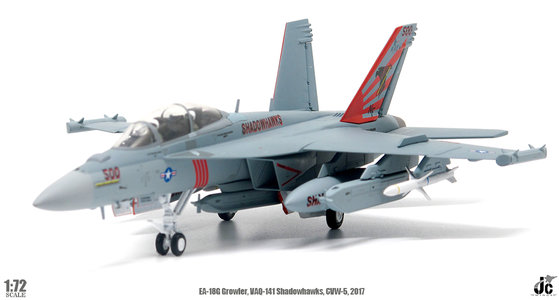 US Navy - EA-18G Growler (JC Wings 1:72)