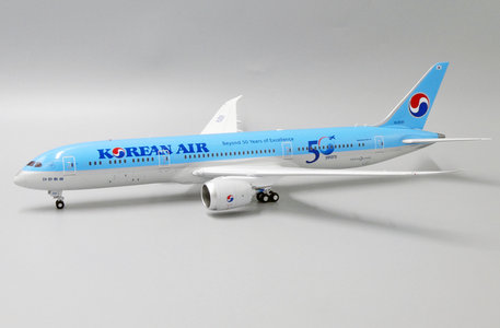 Korean Air - Boeing 787-9 (JC Wings 1:200)
