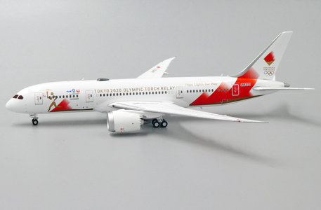 JAL/ANA Torch Relay - Boeing 787-8 (JC Wings 1:400)