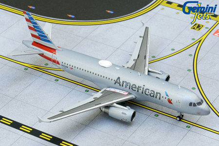 American Airlines - Airbus A320-200 (GeminiJets 1:400)