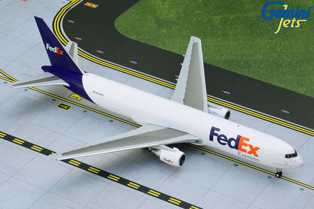 Federal Express (FedEx) - Boeing 767-300F (GeminiJets 1:200)