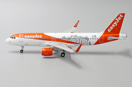 EasyJet Europe - Airbus A320 (Austria Livery) (JC Wings 1:200)