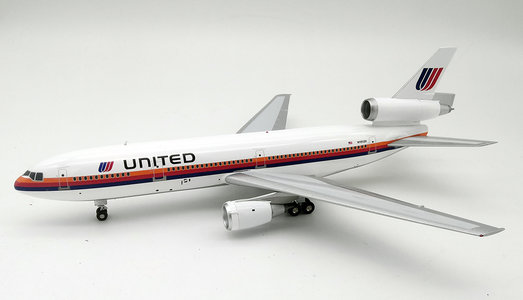United Airlines - McDonnell Douglas DC-10-10 (Inflight200 1:200)