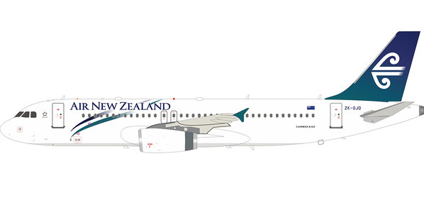 Air New Zealand - Airbus A320-232 (Inflight200 1:200)