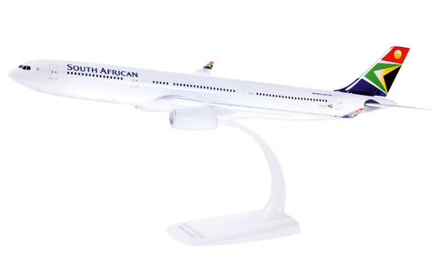South African Airways - Airbus A330-300 (Herpa Snap-Fit 1:200)