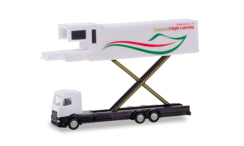 Emirates - Airbus A380 Catering Truck (Herpa Wings 1:200)