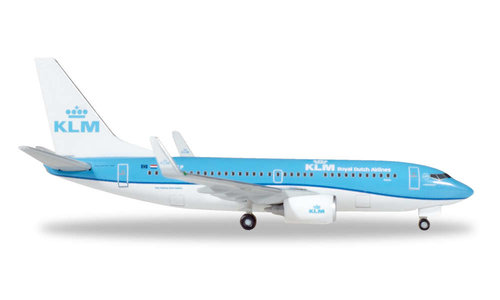 KLM - Boeing 737-700 (Herpa Wings 1:500)