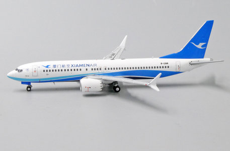 Xiamen Airlines - Boeing 737-8 MAX (JC Wings 1:400)