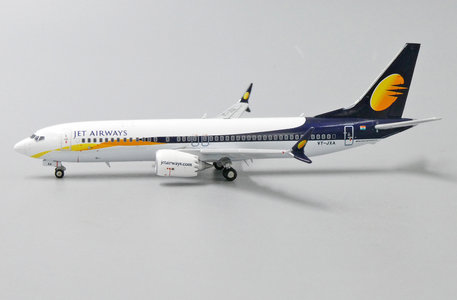Jet Airways - Boeing 737 MAX 8 (JC Wings 1:400)