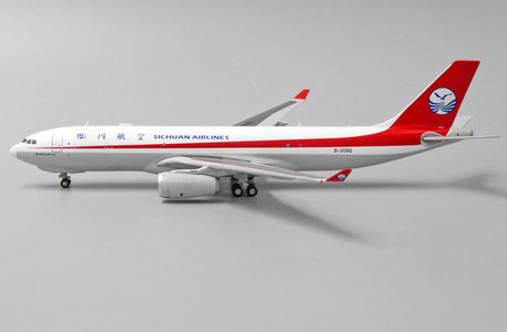 Sichuan Airlines - Airbus A330-200F (JC Wings 1:400)