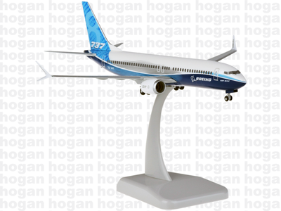 Boeing House Colors - Boeing 737 MAX 8 (Hogan 1:200)