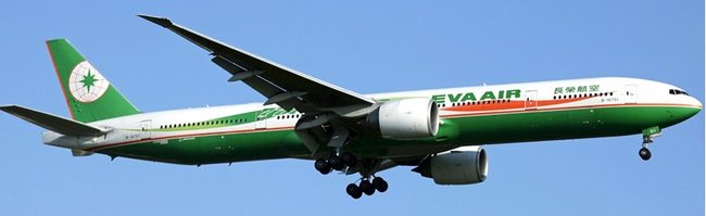 EVA Air - Boeing 777-300ER (Aviation400 1:400)