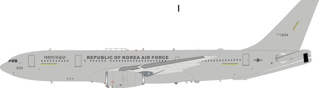 Korean Air Force - Airbus KC-330 Cygnus (Aviation400 1:400)