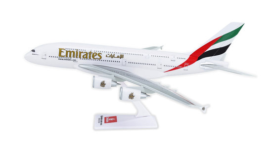 Emirates Airline - Airbus A380 (Other (Premier Plane) 1:250)