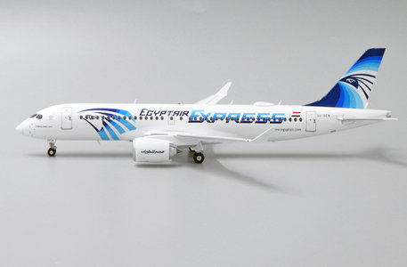 Egypt Air - Airbus A220-300 (JC Wings 1:200)