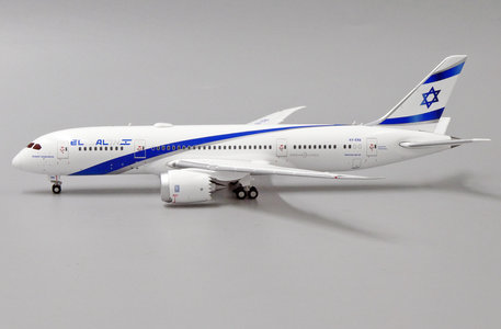 El Al - Boeing 787-8 (JC Wings 1:400)